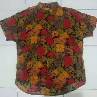 Tango Floral SS Shirt by NN Group Thai