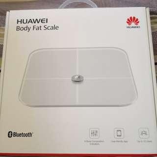 Body fat scale 华为智能体脂称