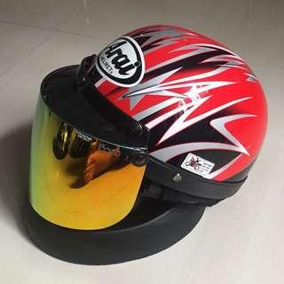 Mhr Half Helmet (2day Promotion)