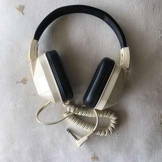 Vintage Headphones Hanimex PA-3000
