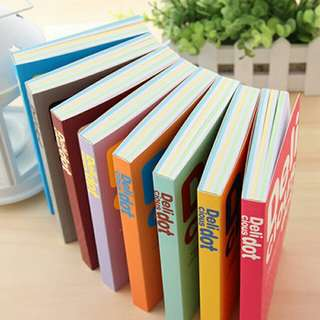 Rainbow Notebook