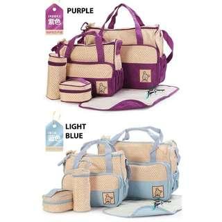 Mommy Essential Diaper Bag