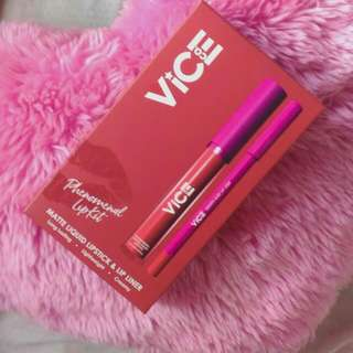 Vice Phenomenal Lip Kit