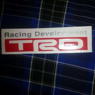 Stocker Trd Racing