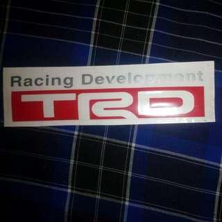 Stocker Trd Racing
