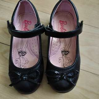Preloved  Authentic Barbie School shoes for girls