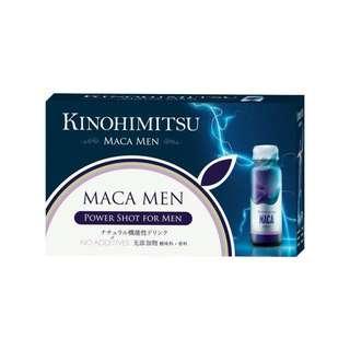 Kinohimitsu Maca Men 10s
