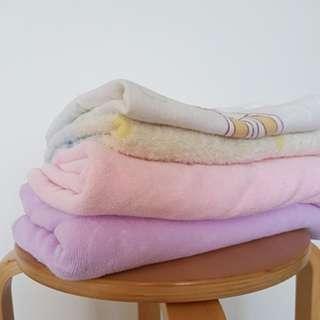 Baby Bath Towel Bundle
