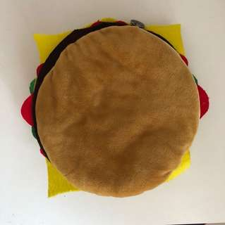 Burger pencil case