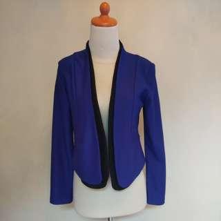 Blue blazer size s merk connexion