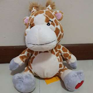 Giraffe soft toy/pushie