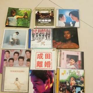 珍藏CD (18張)