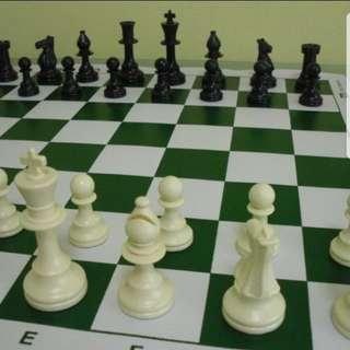 Chess Set for Practice & Tournament Games; For kids & adults