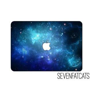 Calm Stars Macbook Cover