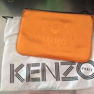Authentic Kenzo🐯 Pouch