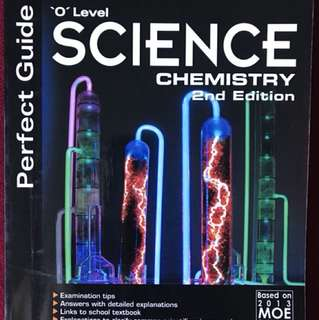 Marshall Cavendish O Level Science Chemistry Perfect Guide 2nd Edition
