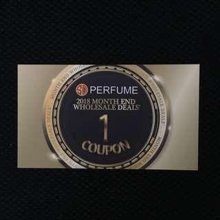 SD Perfume Coupon