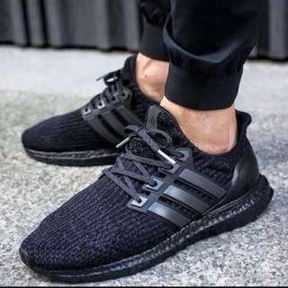 Adidas Ultraboost Triple Black