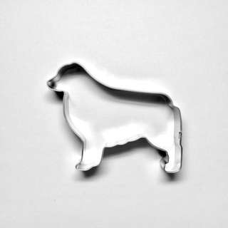 Herding dog cookie cutter