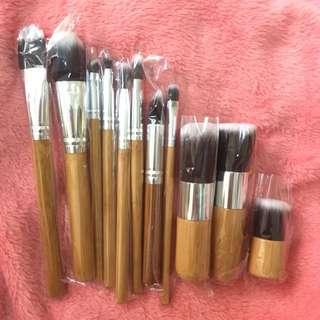 ONHAND! 11pcs kabuki brush set