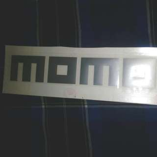 Momo sticker