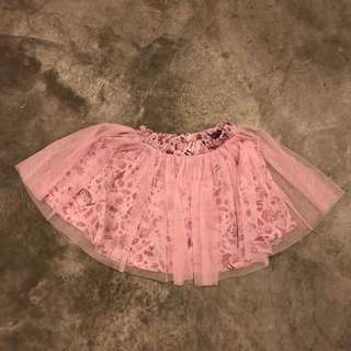 Tutu Lace Skirt with lining