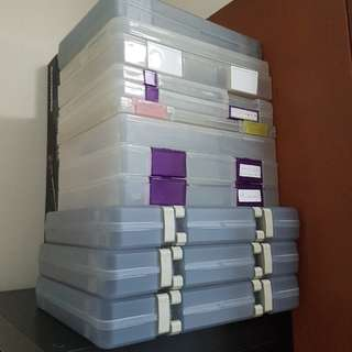 A4 document file/folder