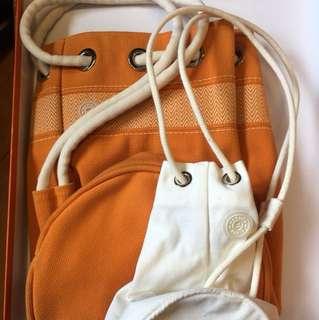 Hermes 背包「一大一小」