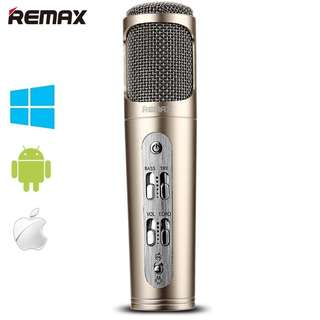 Brand New! REMAX K02 Professional Noise Canceling Microphone - $25