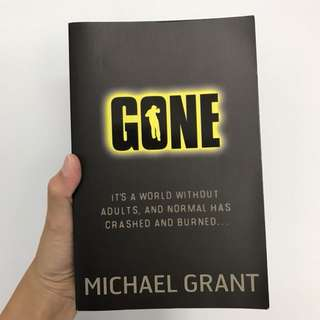 Dystopian Fiction: Gone