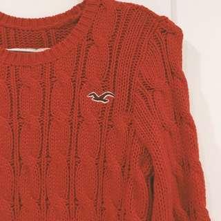 Hollister針織毛衣