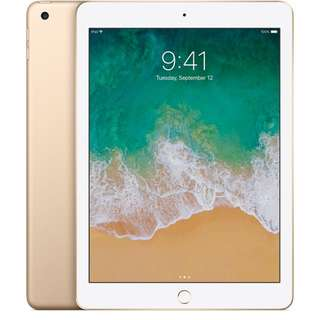 iPad Gold 128GB