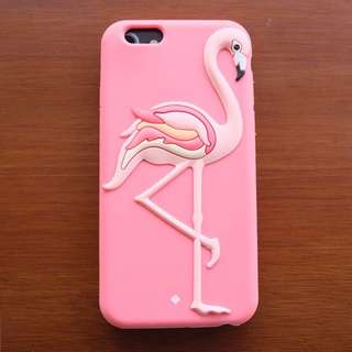 Kate Spade New York Flamingo Iphone 6 Case in Pink!