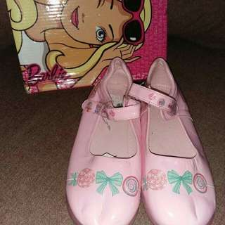 Barbie pink shoes US11,12,13