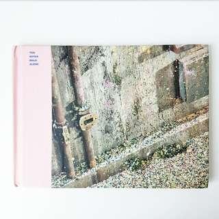 [💧] bts you never walk alone pink unsealed album