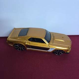 69 Ford Mustang [Muscle Mania]