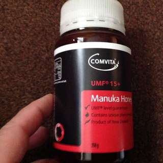 New未開封Comvita UMF 15+ Manuka Honey