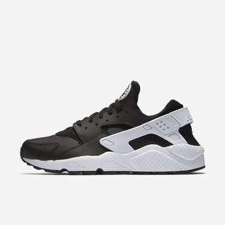 Men's Nike Air Huarache|Black/White