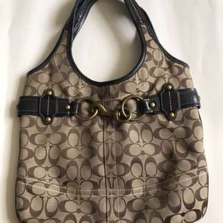 Coach Classic Shoulder Bag