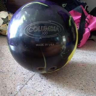 Columbia Bowling Ball