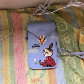 Moomin斜咩袋
