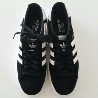 Adidas Campus Black Shoes