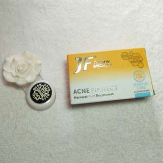 JF Sulfur Acne Protect 65 g