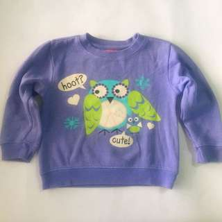 Delta kids sweater