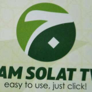 JAM SOLAT TV
