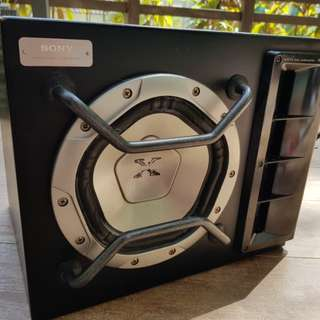 Active subwoofer Sony XS-AW81P5