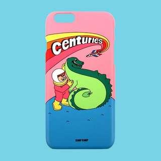 Centuries恐龍手機殼