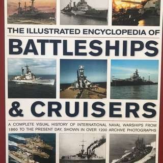 Encyclopedia of battleship