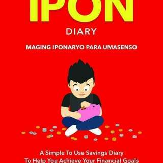 MY IPON DIARY Book By Chinkee Tan