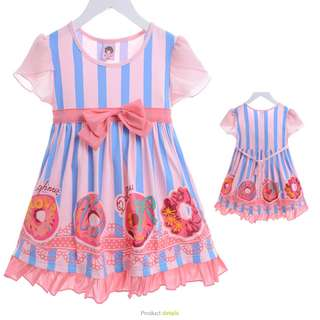 [Buy 3 for $10] Girls Dresses/ Girls Clothing 9026A